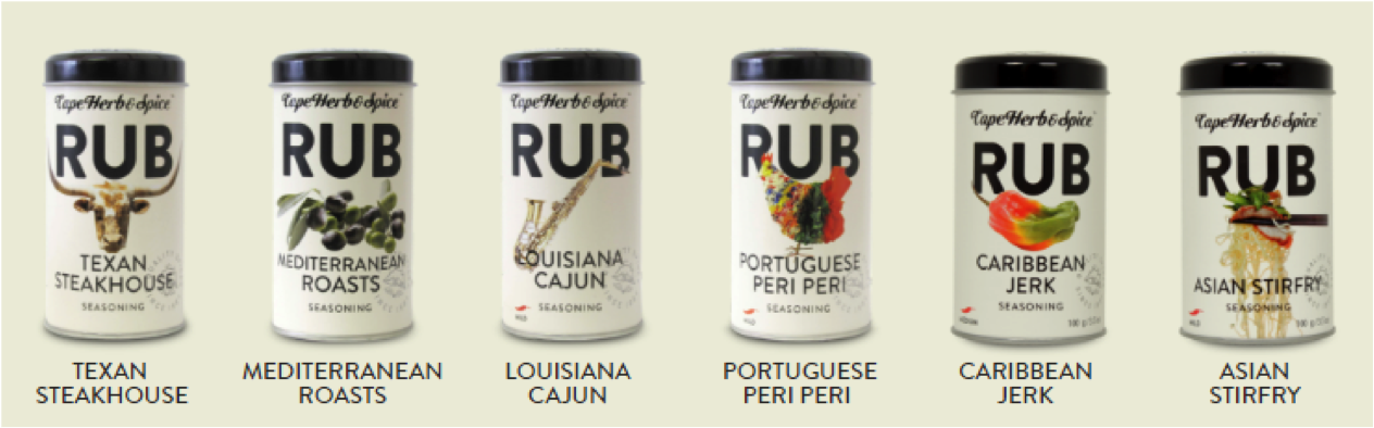 Image result for Cape Herb & Spice logo